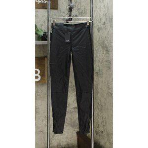 NEW Joes Jeans Skinny Ankle Jeggings Black 26